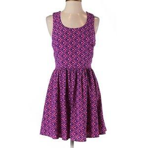 Francesca's | buttons dress